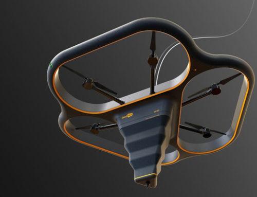 Leteći 3D štampač – Fly Elephant