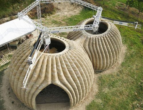 Tecla – 3D štampana kuća od domaće gline